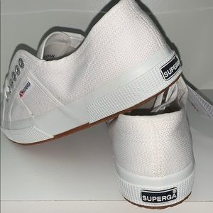 Superga 2750 COTU CLASSIC (White) Size 9US 40Euro